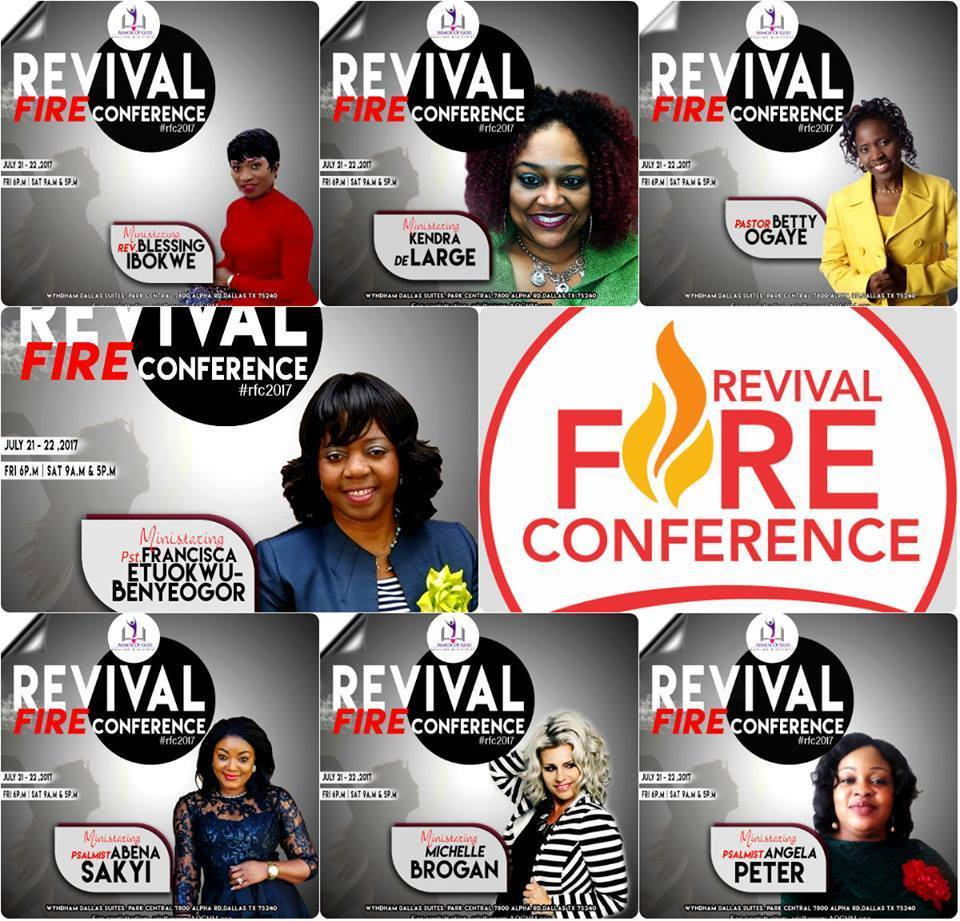 Revive the Fire Conference - Christian Professional Network