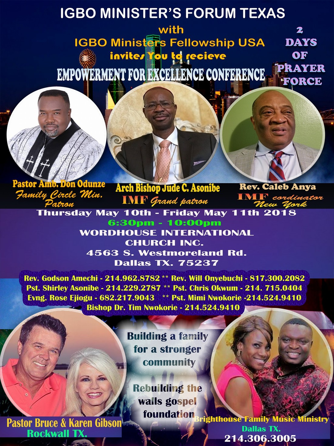 Enpowerment for Excellence Conference - Christian