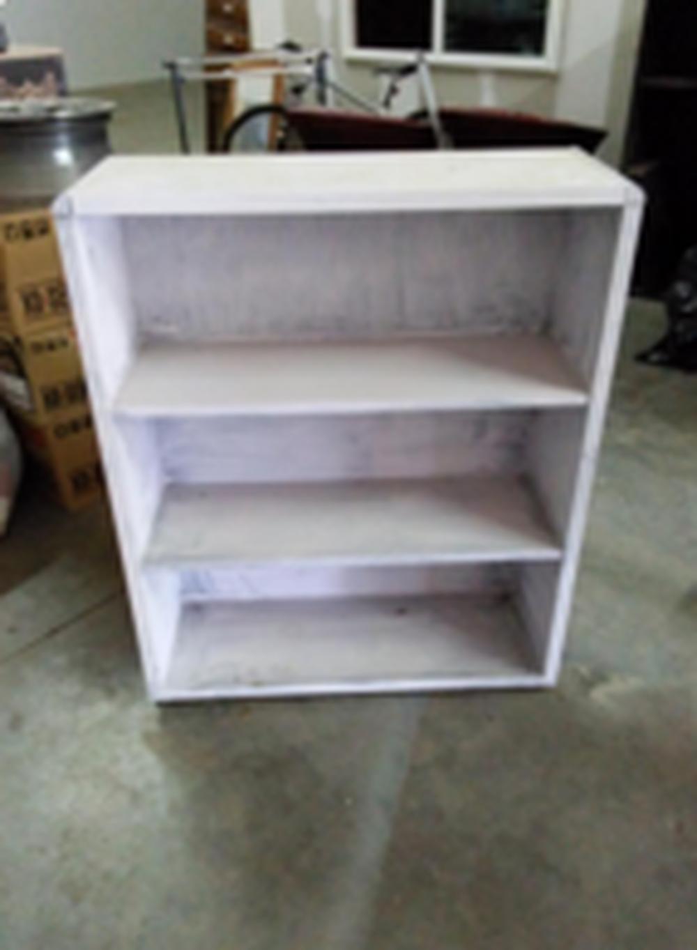 Tall Shelf Unit Solid Wood Christian Professional Network