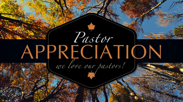 Pastors Appreciation Service - Pastor Teresa Drake