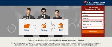 Icici direct trading platform